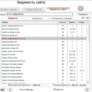 продвижение сайтов крупных компаний от Сергея Нижегородцева