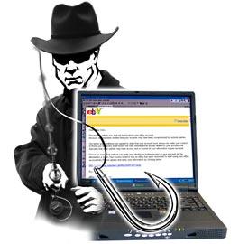 мошенничество в интернете при помощи фишинга