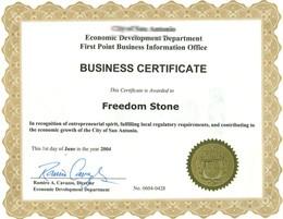 Лицензирование и сертификация при разработке бизнес-плана