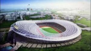 """лучший стадион евро 2012 на Украине - НСК """"Олимпийский"""""""