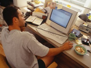 работа на дому доход