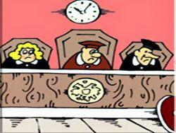 а судьи кто жуликов судить