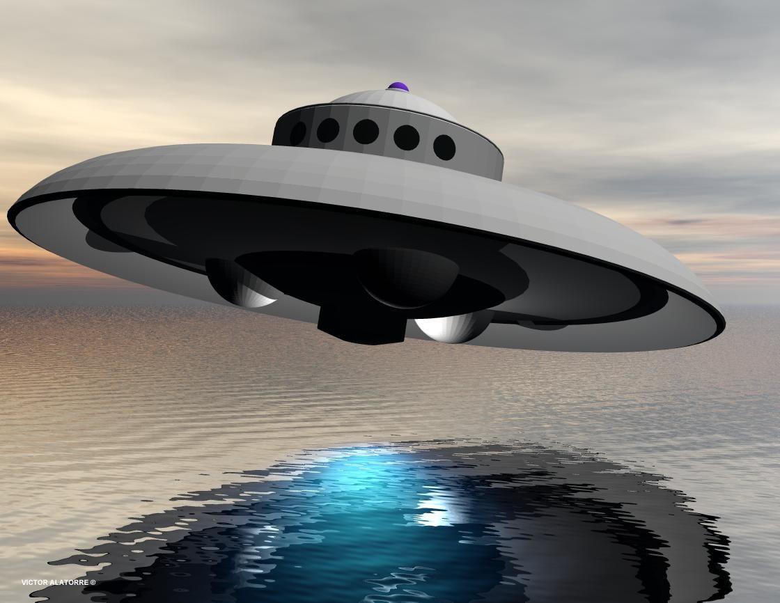 Нло – неопознанные летающие объекты